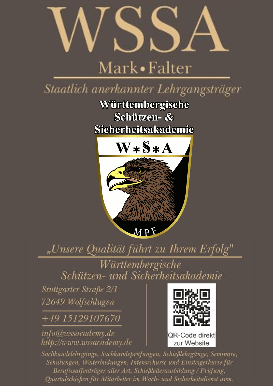WSSA Werbeanzeige