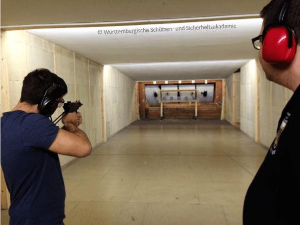 Schnupperschießen - Hilfe für Neueinsteiger und Unentschlossene